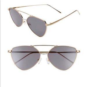 NWT Cat Eye Sunglasses